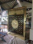 conto produksi replika pintu masjid nabawi