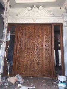 Produk terbaru ornamen pintu