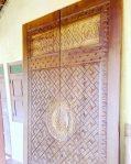 Replika pintu ukir nabawi