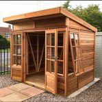 Rumah kayu/rumah gladak