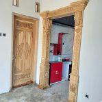 tempel ukir hiasan dinding untuk pintu ruamah