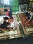 Spesialis prosen pintu masjid dan replika plat kuningan